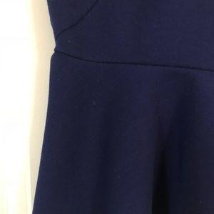 H&M Tops - Blue Peplum Top